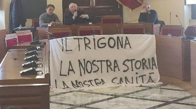 ospedale trigona noto, Corrado Bonfanti, Vincenzo Adamo, Siracusa, Cronaca