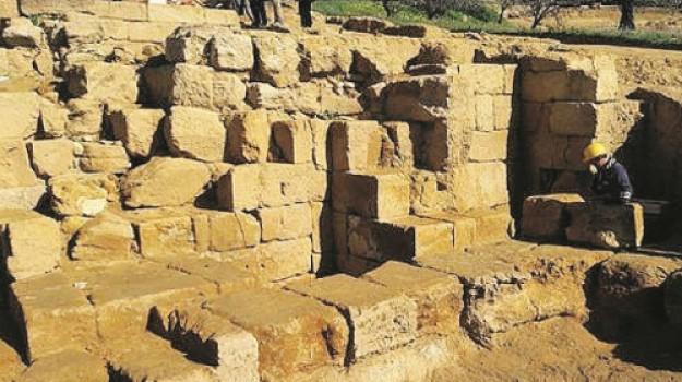 scavi, Teatro Ellenistico, Valle dei Templi, Agrigento, Cultura