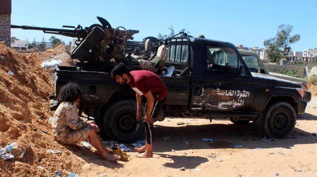 libia, morti, Tripoli, Luigi Di Maio, Sicilia, Mondo
