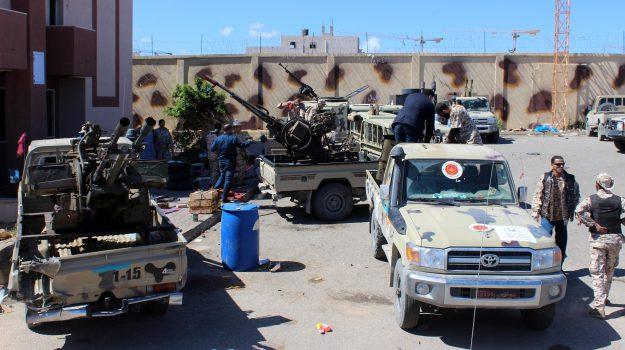 guerra, libia, Tripoli, Sicilia, Mondo