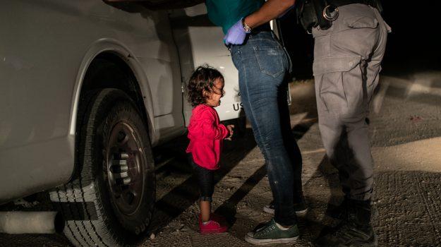 fotografia, migranti, world press photo, Sicilia, Cultura