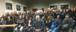 Blutec, assemblea delle tute blu nello stabilimento di Termini Imerese