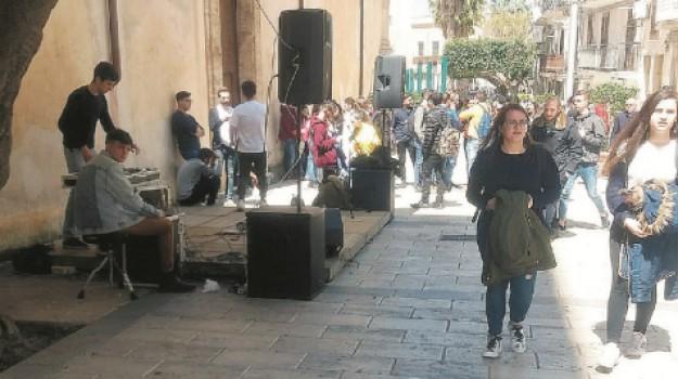 Alcamo, Pasqua, Saverio Messina, Trapani, Cronaca