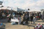 Caltanissetta, ambulanti del mercatino con i tesserini identificativi