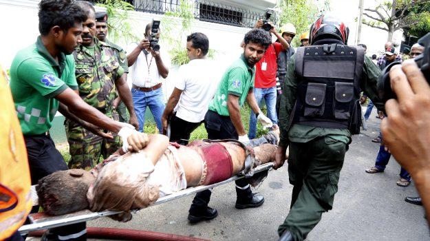 Attentato Sri Lanka, cristiani, terrorismo, Sicilia, Mondo