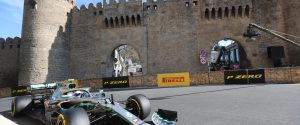 F1, a Baku nuova doppietta Mercedes: vince Bottas, Vettel terzo