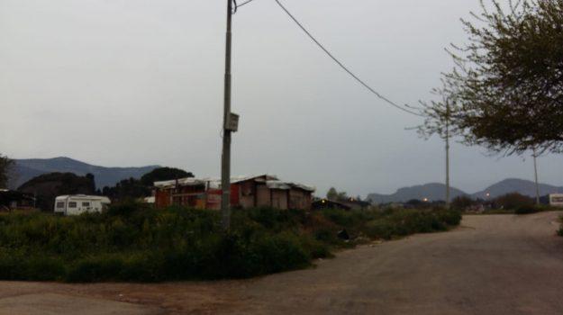 campo rom, favorita, nomadi, Palermo, Cronaca