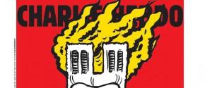 Incendio a Notre Dame, arriva la vignetta di Charlie Hebdo: Macron in fiamme, bufera sui social