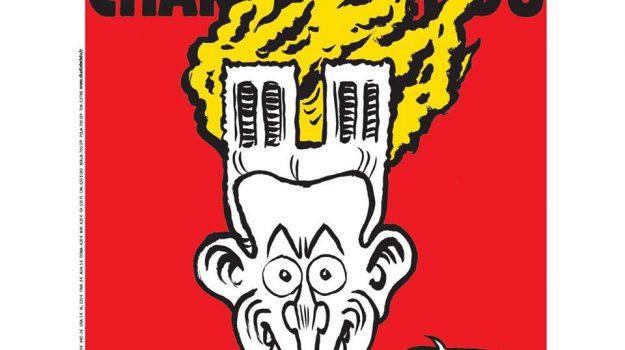 Charlie Hebdo, incendio, notre dame, parigi, Sicilia, Mondo