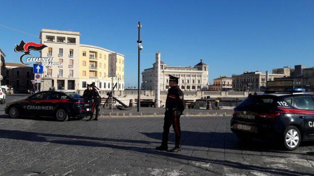 evasione, pistola, Sebastiano Giuffrida, Siracusa, Cronaca