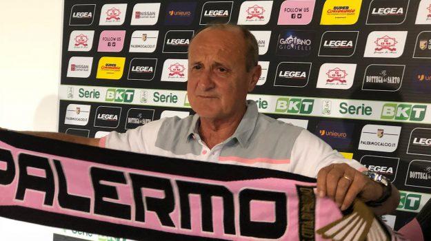 allenatore, Palermo, serie b, Delio Rossi, Palermo, Calcio