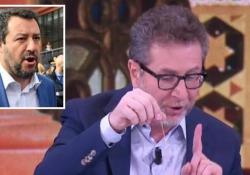 E Fazio risponde a Salvini: «Vediamo se finiamo su Rai Uno, Rai Due, Rai Tre o Rai YoYo» Il conduttore di «Che tempo che fa» ironizza col ministro sui rumors che parlano di uno  spostamento del programma - Corriere Tv