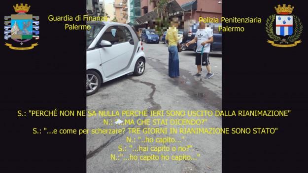 polizia, spaccaossa, tribunale palermo, Palermo, Cronaca