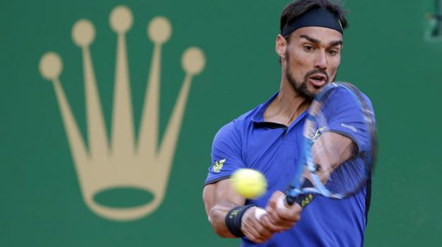 Monte carlo torneo, Tennis, Fabio Fognini, Sicilia, Sport