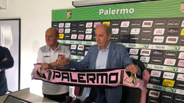 palermo calcio, presentazione, Delio Rossi, Roberto Stellone, Palermo, Calcio