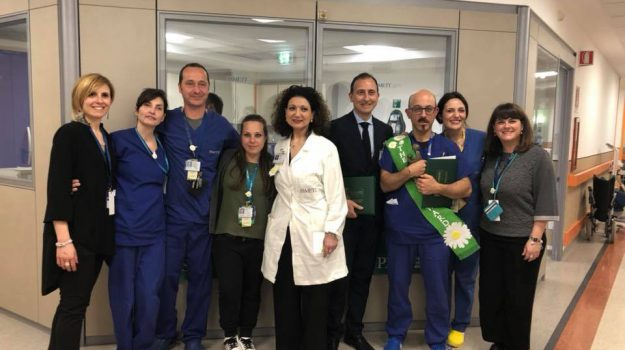 infermieri, ismett, OSPEDALI, Palermo, Salute
