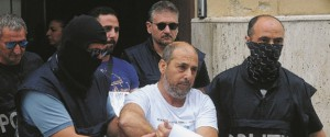 Franco Mocciaro che dopo l'arresto ha deciso di collaborare