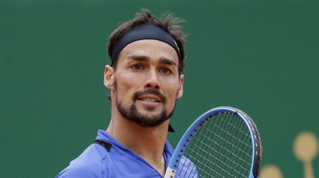 Atp, Montecarlo, Tennis, Fabio Fognini, Sicilia, Sport