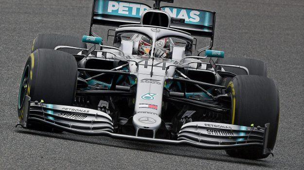 Ferrari, gp germania, Charles Leclerc, Lewis Hamilton, Sebastian Vettel, Sicilia, Sport