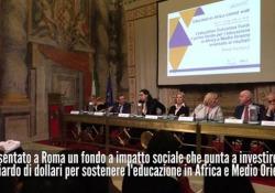Il fondo per l'Africa: così vogliamo far crescere il continente e i suoi giovani  - Corriere Tv