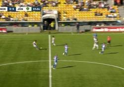 Il «missile» da metà campo: il gran gol nel campionato svedese La rete dell'iracheno Amir Al-Ammari - CorriereTV