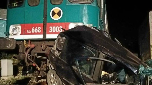 disastro ferroviario, incidente treno, noto, Siracusa, Cronaca