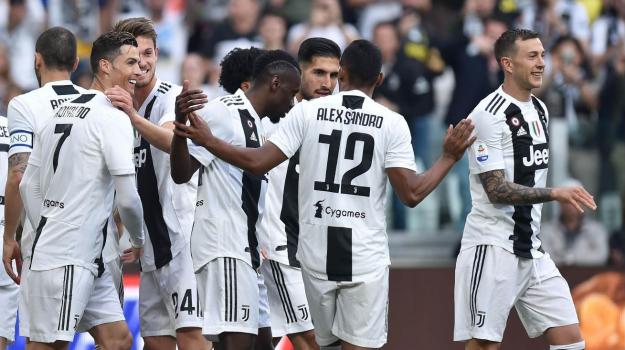 campioni d'Italia, Juventus, SERIE A, Sicilia, Calcio