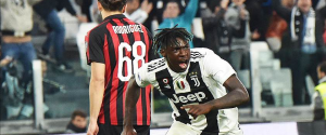 Kean lascia la Juventus: andrà all'Everton per 40 milioni