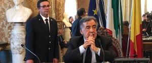 """Direttive di Salvini, Orlando sul piede di guerra: """"Pronto a rivolgermi al Tar e alla Corte dell'Aja"""""""