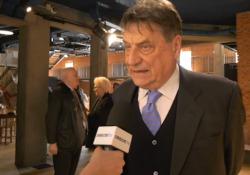 """Magris: «Il mio """"Danubio"""", un viaggio attraverso le frontiere» Lo scrittore festeggia gli 80 anni con il «Corriere della Sera» e una collana in edicola - Corriere Tv"""