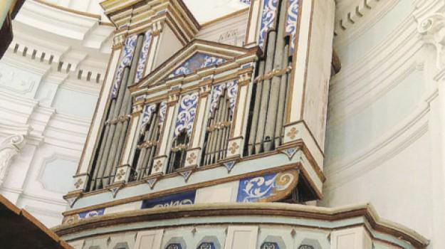 Chiesa del Carmine, Madrice, organo Sciacca, Agrigento, Cultura