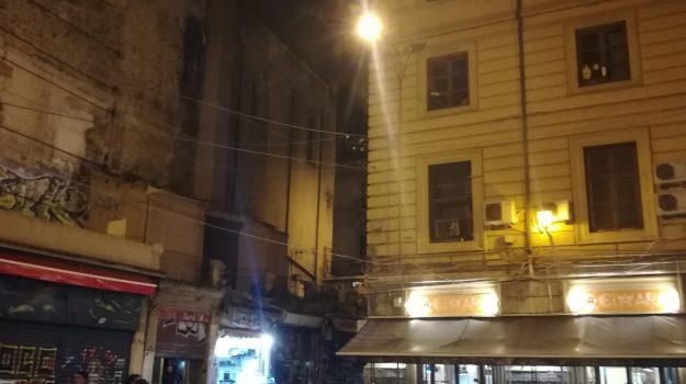 piazza caracciolo, via roma, Vucciria, Palermo, Cronaca