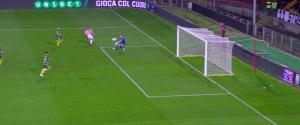 Brignoli para tutto, Puscas e Nestorovski non sbagliano: il Palermo sbanca Benevento, la serie A si avvicina