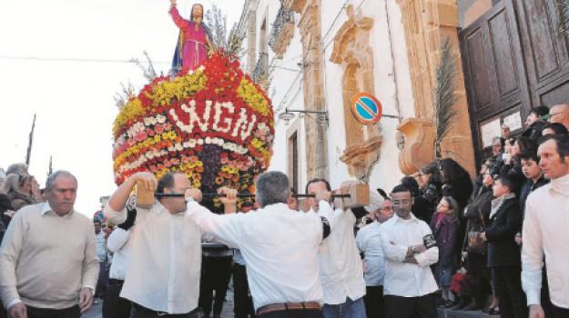 Pasqua, processione, Settimana santa, Caltanissetta, Cultura