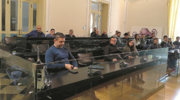 MOVIDA, Giuseppe Lipari, Giuseppe Virzì, Marzia Patti, Trapani, Politica