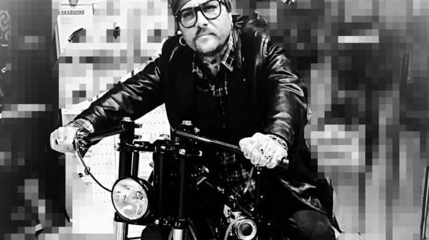 incidente stradale, motociclista, Salvatore Baly, Salvatore Trovato Monastra, Catania, Cronaca