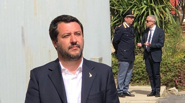 droga, spaccio, Matteo Salvini, Sicilia, Politica