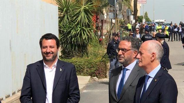 25 aprile, elezioni amministrative, Lega, salvini in sicilia, Matteo Salvini, Sicilia, Politica