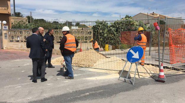 Gas naturale, italgas, lavori, Ragusa, Cronaca