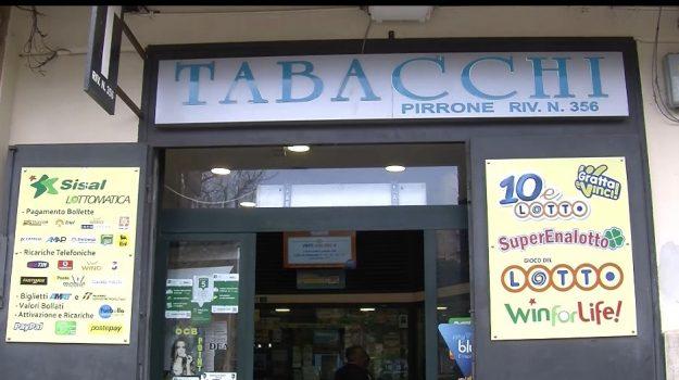 gratta e vinci, il miliardario, tabacchi via zappa, Zen, Palermo, Cronaca