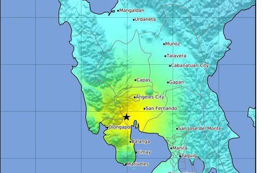 Filippine, terremoto, Sicilia, Mondo