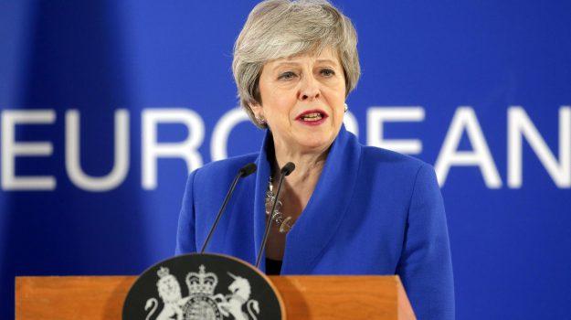 brexit, halloween, Theresa May, Sicilia, Mondo