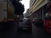 Ancora incidenti a Palermo: paura per un minore investito in via Roma, scontro e caos in via Crispi
