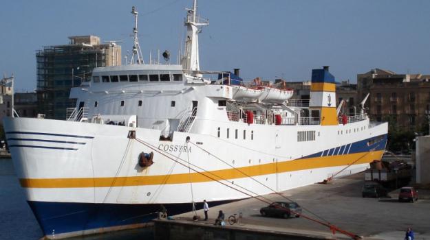 Pantelleria, traghetti, trasporti, Trapani, Cronaca