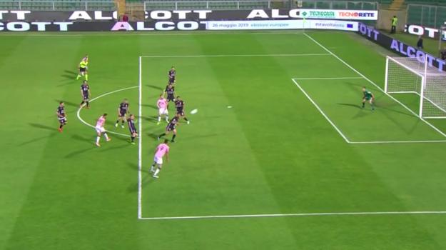 Calcio, Palermo-Padova, serie b, Palermo, Calcio