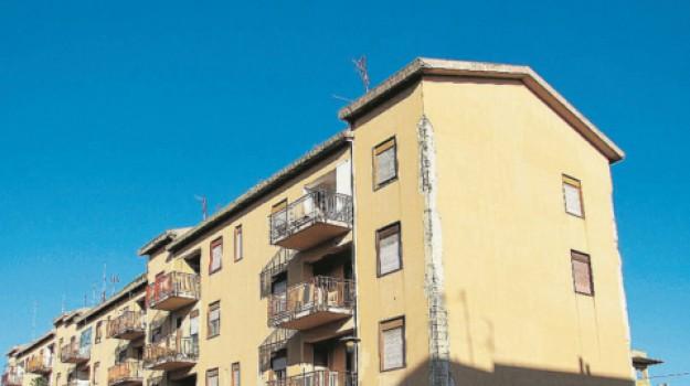 case popolari, ribera, via Fani, Agrigento, Cronaca