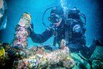 Messina, disinnescato ordigno bellico: è stato ritrovato nelle acque del porto