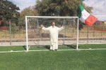 Eolie, a Vulcano inaugura il primo campo di calcio a 5