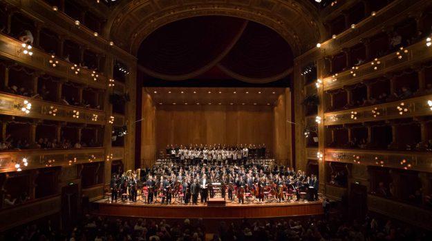 teatro massimo, Palermo, Cultura