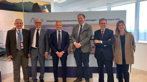 aeroporto palermo, Gesap, lavori, Giovanni Scalia, Palermo, Economia